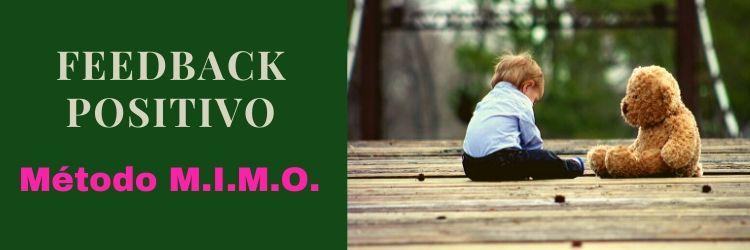 Feedback Positivo Metodo Mimo